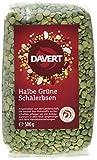 Davert Halbe Erbsen, 4er Pack (4 x 500 g) - Bio